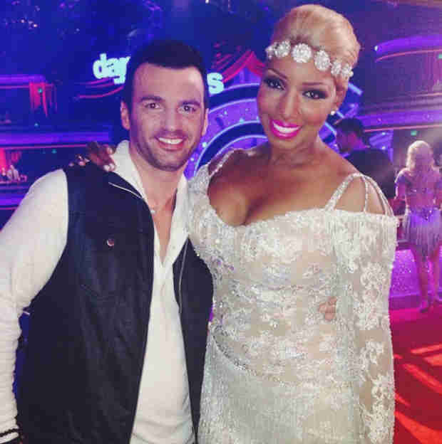 NeNe Leakes Has Already Lost HOW MUCH Weight on DWTS? (PHOTO)