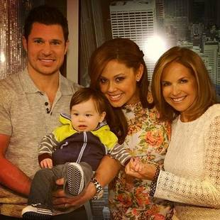 "Nick Lachey Spills On ""Damn Cute"" Son Camden and Whether He'll Have More Kids — Exclusive"