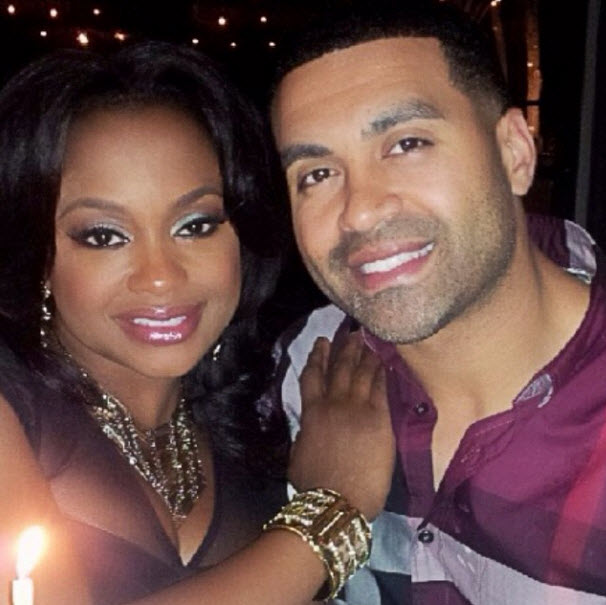 "Kenya Moore Says Apollo Nida Used Her to ""Cover Up What He's Really Been Doing"" (VIDEO)"