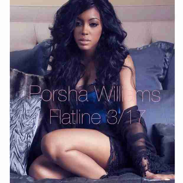 "Porsha Williams's Single ""Flatline"" Is Finally Here — Hear The Full Song Now! (VIDEO)"