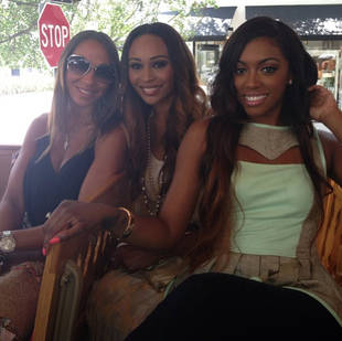 "Cynthia Bailey on Porsha Stewart's Divorce from Kordell: ""It Was a Win-Win!"""