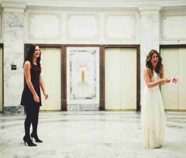 Desiree Hartsock Shares Wedding Secrets From Renee Oteri's Ceremony