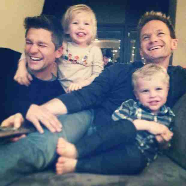 Neil Patrick Harris Shares Adorable New Photo of His Silly Family