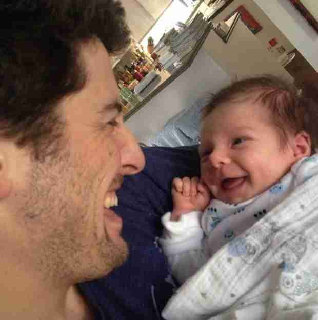 "Jason Biggs on Having a Son: ""My Wife and I Have Changed Completely"""