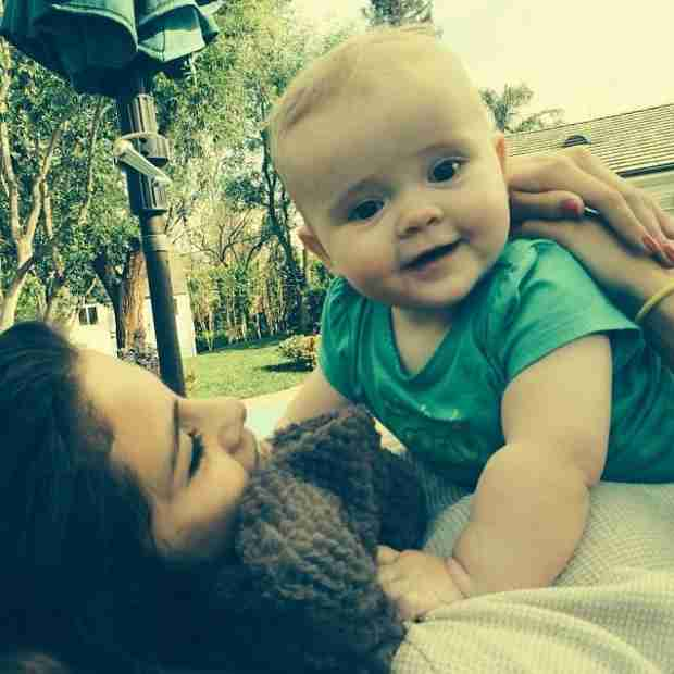 Selena Gomez Hangs With Her Adorable Baby Sister Gracie (VIDEO)
