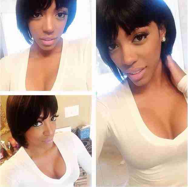 Porsha Stewart Confirms She Had Plastic Surgery! (VIDEO)