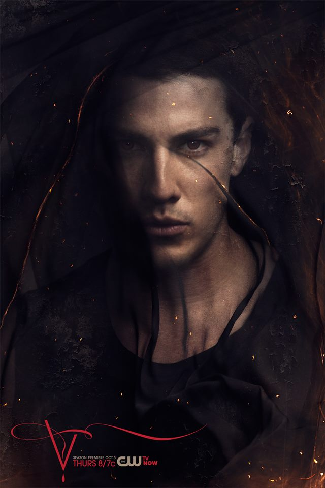 "The Vampire Diaries Season 5 Spoilers: ""Intense"" Scene For Tyler in Episode 20"