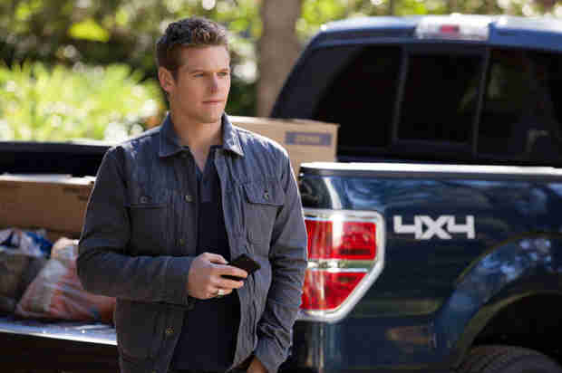 The Vampire Diaries Season 5, Episode 18: Director Paul Wesley's Favorite Scene Stars Matt