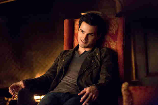 The Vampire Diaries Burning Question: Will Caroline and Enzo Hook Up?