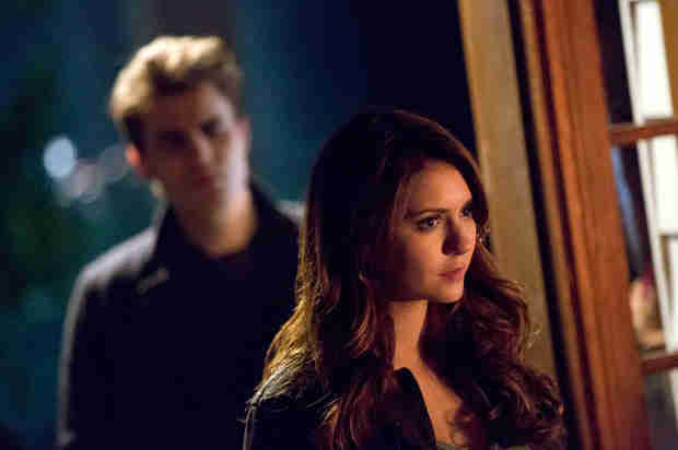 Vampire Diaries Rehash: Season 5, Episode 14 — Katherine's Jig Is Up! (VIDEO)