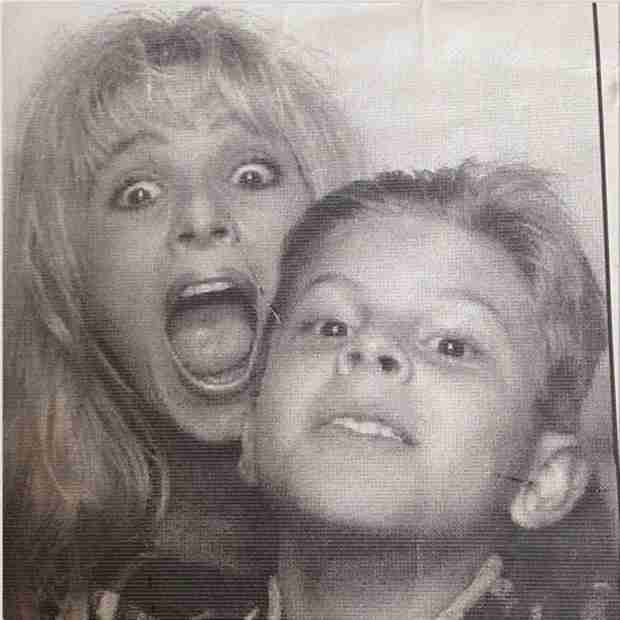 Tamra Barney Shares Hilarious Throwback of Her and Ryan in 1990! (PHOTO)