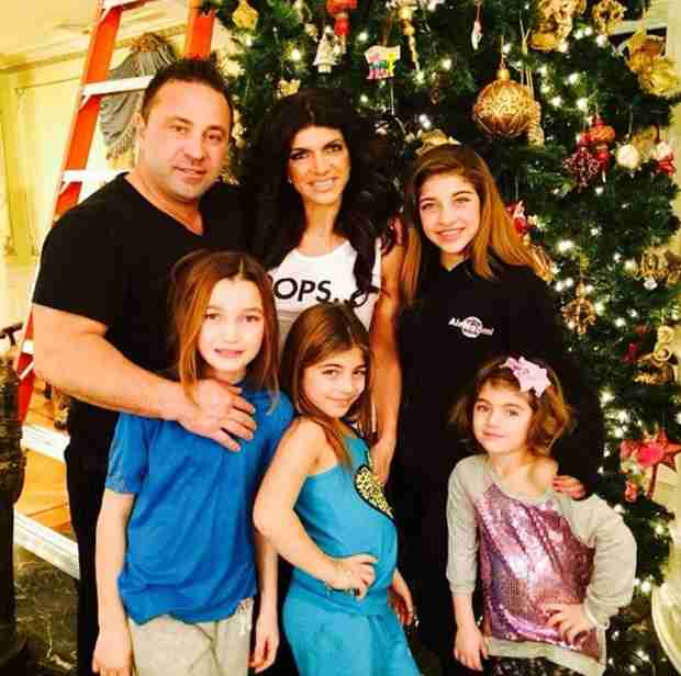 Did RHONJ Film Teresa Giudice Telling Her Children About Pleading Guilty?