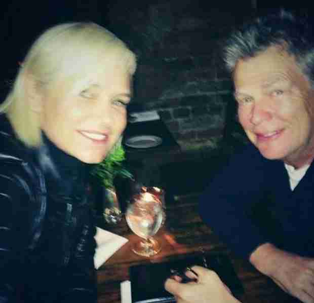 Yolanda Foster and Husband David Share Adorable Date Night in Canada (PHOTO)