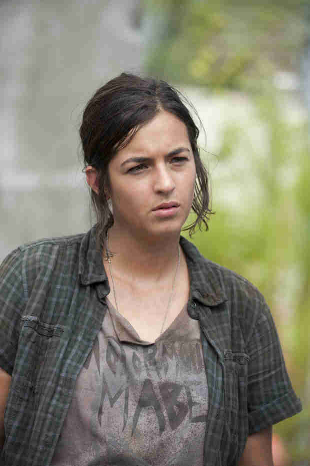 Sneak Peek of The Walking Dead Season 4 Episode 15: Abraham Plans to Leave Tara and Glenn (VIDEO)