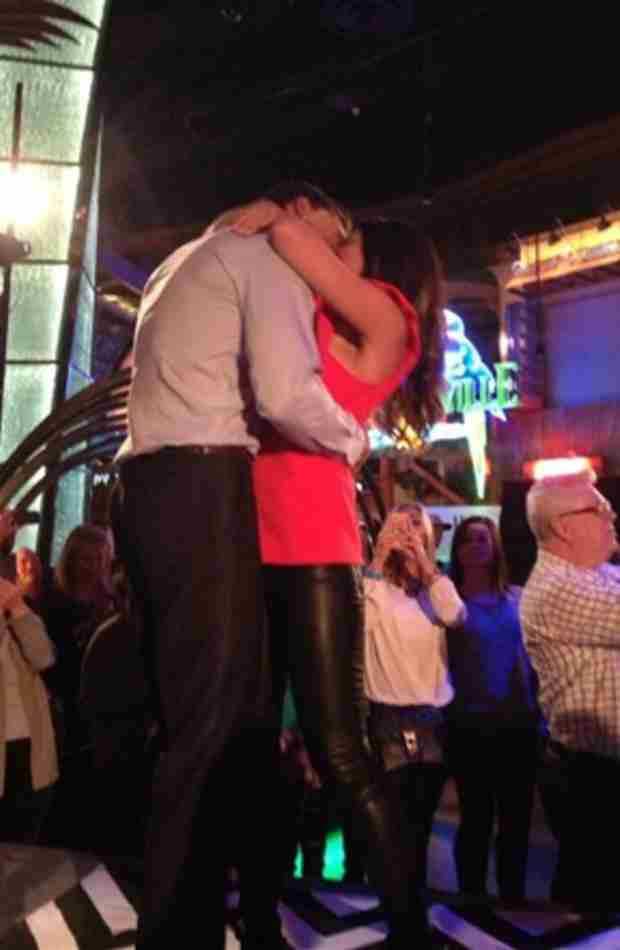 Bachelorette 2014 Spoilers: Andi Dorfman Makes Out on Episode 4 Date! (PHOTOS)
