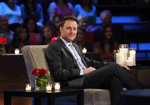 """Chris Harrison: My Ex-Wife Would Be an """"Amazing"""" Bachelorette!"""