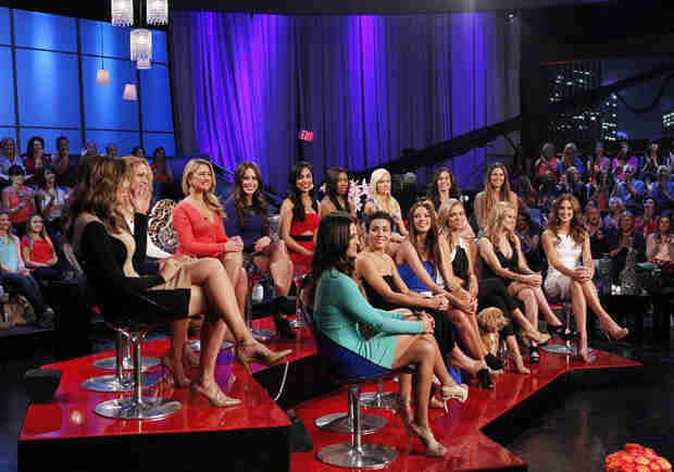 Chris Harrison Disappointed the Girls Didn't Ask Juan Pablo Harder Questions?