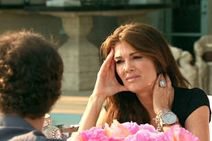 "Lisa Vanderpump Calls Out Kim Richards For ""Low Blow"" About Her Kids"