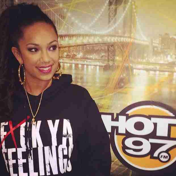 """This Is Hot 97"" Comes to VH1 and Erica Mena Makes an Appearance! (PHOTOS)"