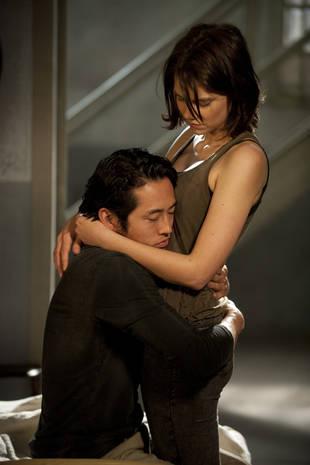 The Walking Dead Season 4 Spoilers: Maggie and Glenn Reunite!