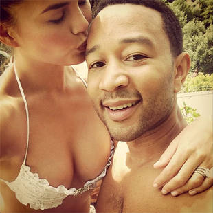 Chrissy Teigen Wants THIS Many Kids With John Legend  — and She Wants Them Now