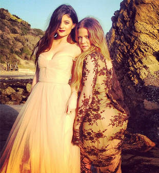 "Kylie Jenner Calls Sister Khloe Kardashian a ""Fake Bitch"" (VIDEO)"
