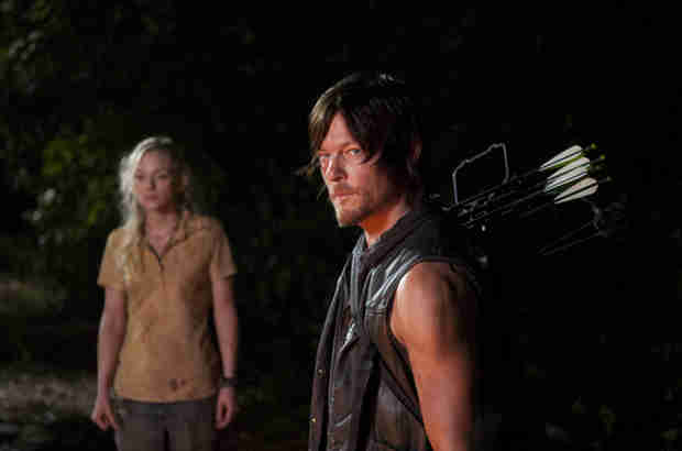 "The Walking Dead Season 4 Episode 13 Recap: Beth Is Kidnapped? Daryl Is the New Bob in ""Alone"""