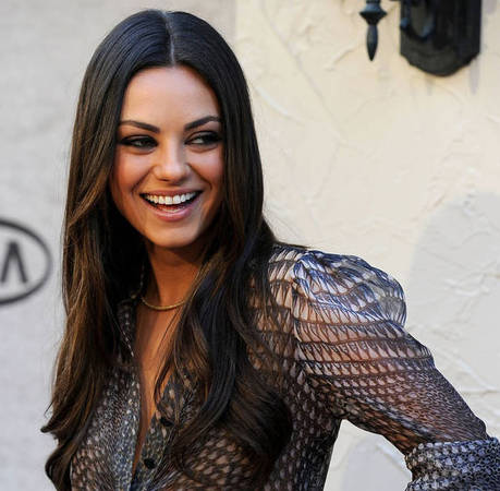 Mila Kunis to Join Rumored Fiancé Ashton Kutcher on Two and a Half Men (VIDEO)