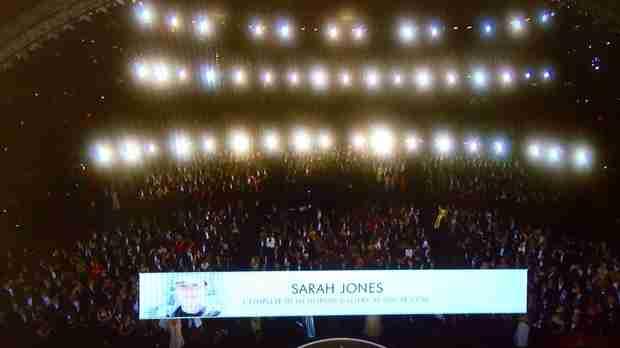 """Vampire Diaries Crew Member Sarah Jones Added to """"In Memoriam"""" at Oscars 2014"""