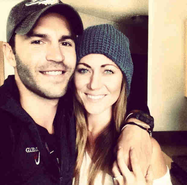 Bachelor 2014's Renee Oteri's Fiancé — First Photo of Her Mystery Man and Ring!
