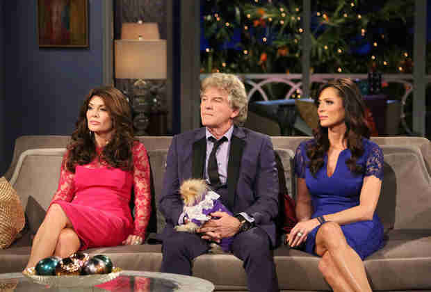 Lisa Vanderpump Slams Claims That She's Quitting RHoBH