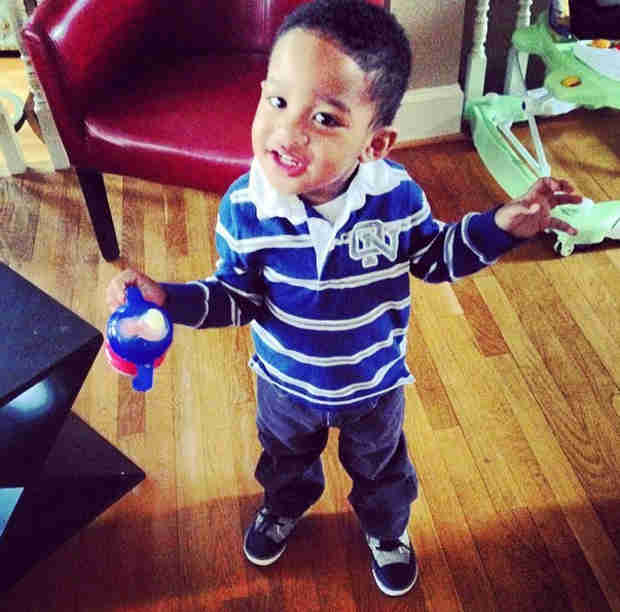 Fantasia Barrino's Son Gets Ready for School — See the Adorable Picture!