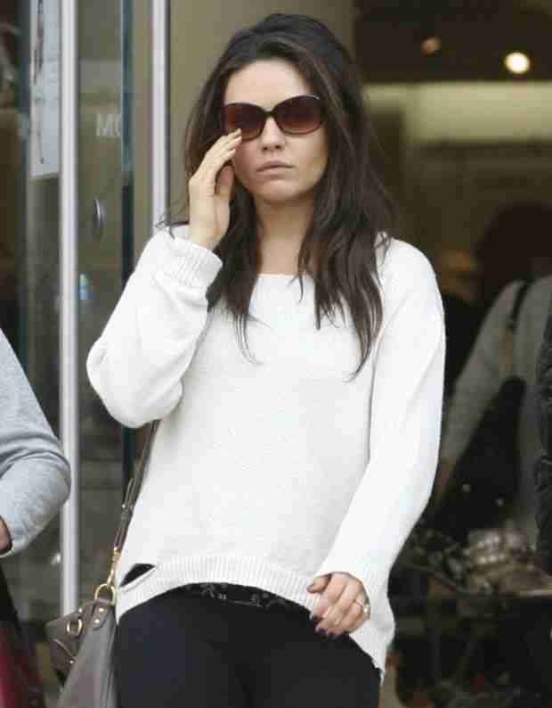 Details on Mila Kunis' Engagement Ring — How Much Is It Worth? (VIDEO)