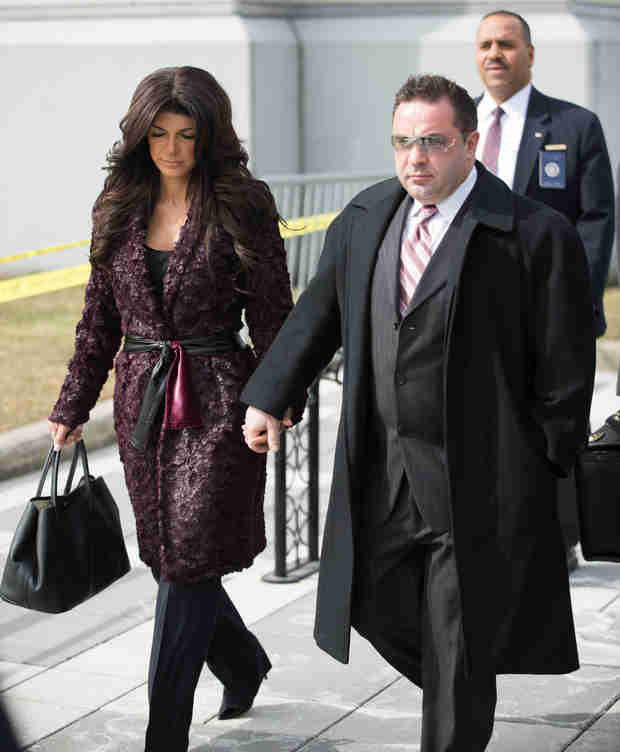Joe and Teresa Guidice Plead Guilty to Fraud: Everything We Know So Far