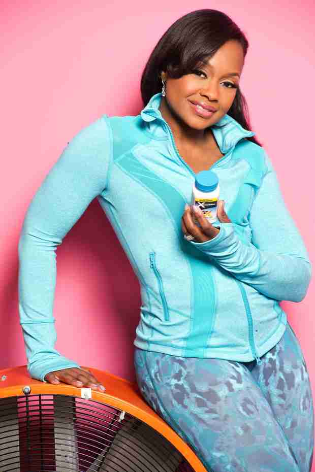 Phaedra Parks to Lose Baby Weight With Xenadrine.. Just Like Kim Zolciak!