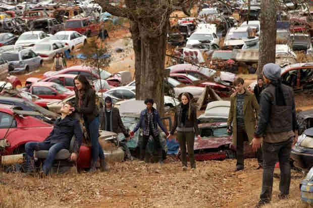 The Vampire Diaries Recap: Season 5, Episode 17 — Markos Arrives