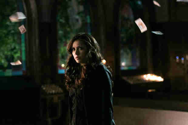 The Vampire Diaries Shocker: Katherine and Nadia Die on Season 5, Episode 15