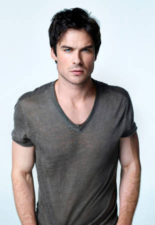 "Ian Somerhalder: Modeling Is ""Significantly More Vapid"" Than Creative Fashion Jobs"