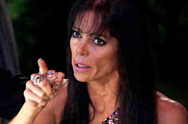Which RHOBH Ladies Reached Out to Carlton Gebbia After Her Hospital Visit?