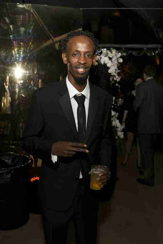 Barkhad Abdi, Oscar Nominee For Captain Phillips, Is Broke — Report