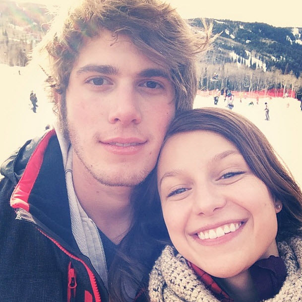 Engaged Glee Stars Blake Jenner and Melissa Benoist Quiz Each Other and It's Adorable (VIDEO)