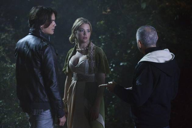 "Pretty Little Liars Spoilers: Will Hanna and Caleb ""Spiral"" in Season 5?"