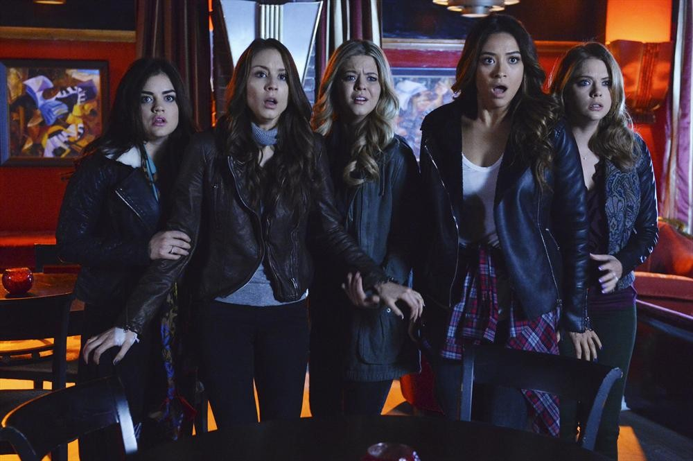 Pretty Little Liars Season 5 Premiere Script Tease (PHOTO)