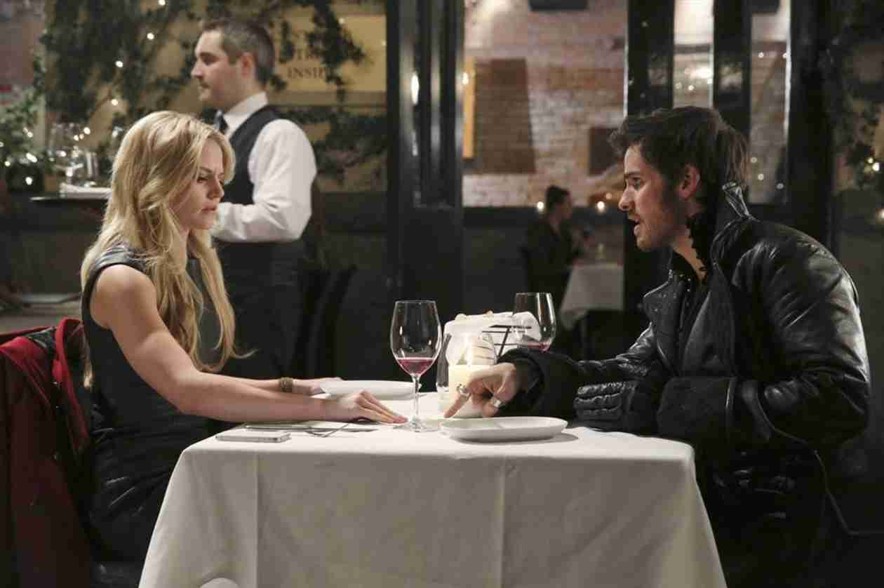 Once Upon a Time Burning Question: Why Did Hook's Kiss Not Work on Emma?