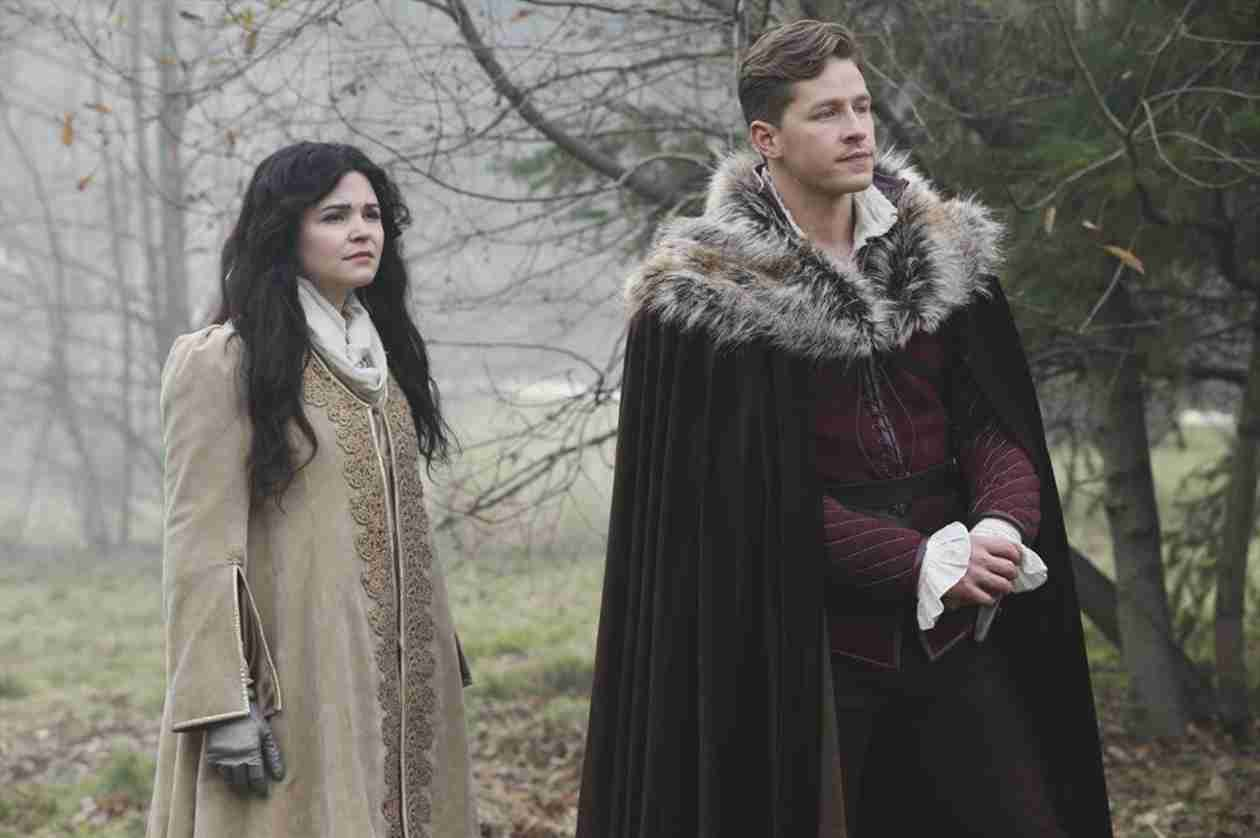 Once Upon a Time Spoilers: Will Snow and Charming's Baby Be Dorothy?