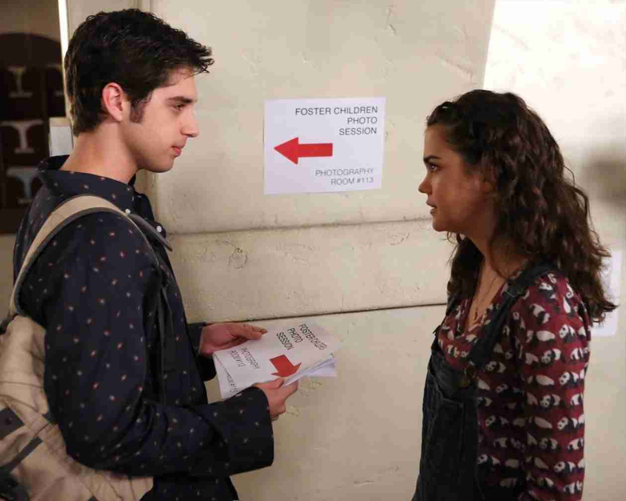 "The Fosters Spoilers: David Lambert on Brandon and Callie's ""New Chapter"" and His ""Dark Points"" in Season 2 — Exclusive"