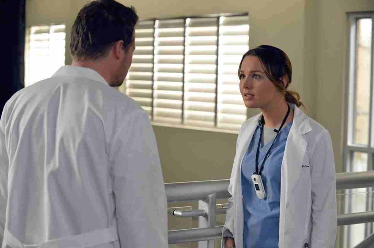 Grey's Anatomy Season 10 Episode 14 Sneak Peek: Alex Dumps Jo (VIDEO)