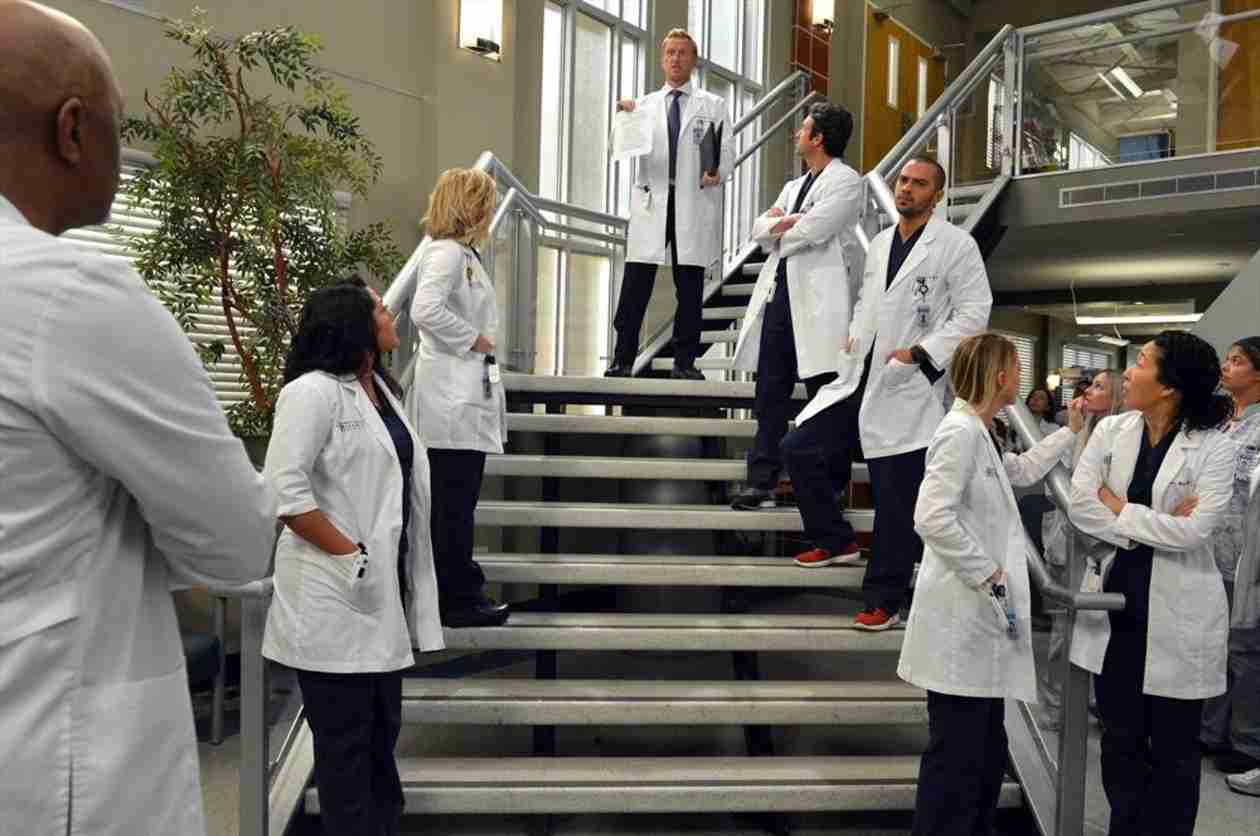"Grey's Anatomy Season 10, Episode 14: What to Expect From ""You've Got to Hide Your Love Away"""