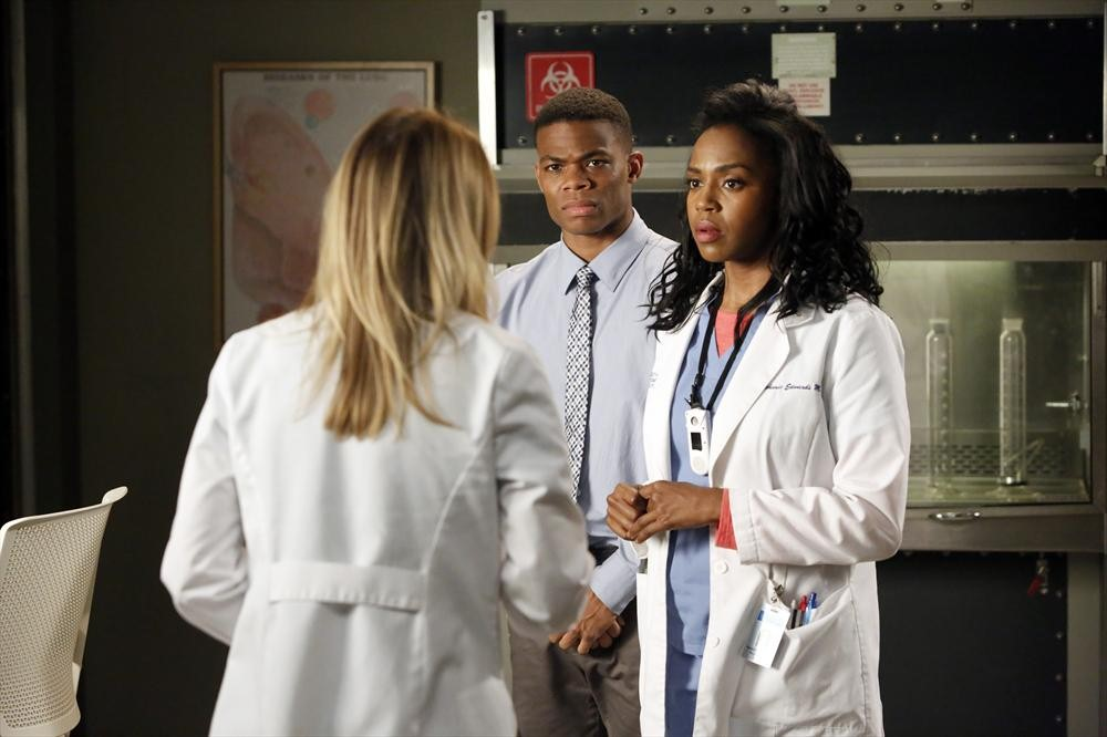 Greek Alum Paul James Joins Grey's Anatomy As Meredith's Research Assistant (UPDATE)