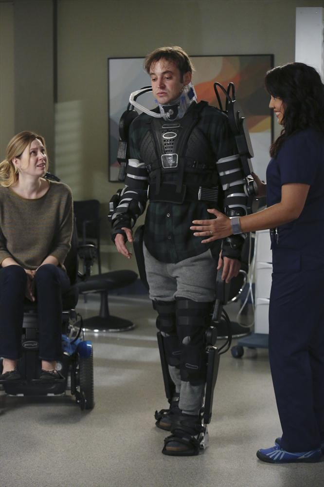 Grey's anatomy christina rencontre owen